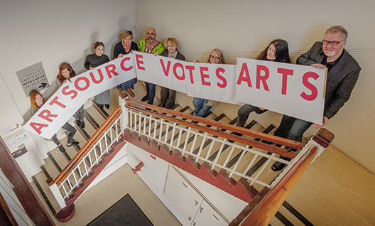 Artsource Votes Arts