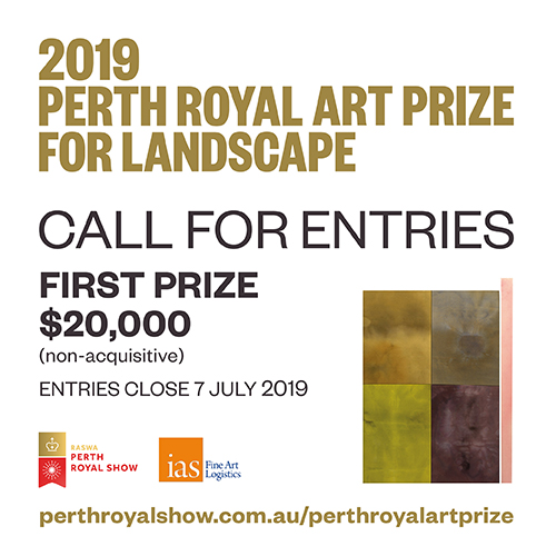 Perth Royal Art Prize For Landscape