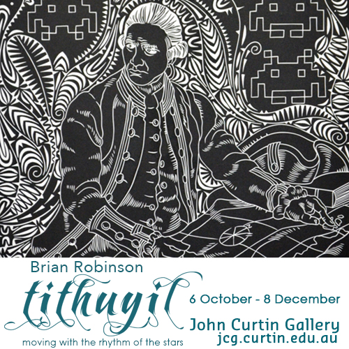 Brian Robinson Exhibition