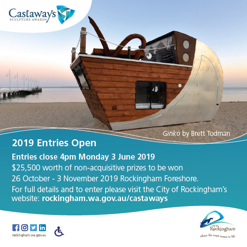 Castaways Sculpture Awards 2019