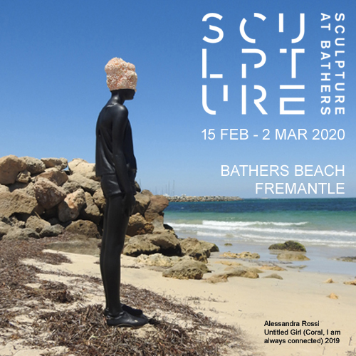 Sculpture at bathers 2020