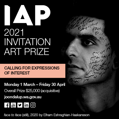 Joondalup Invitation Art Prize EOI