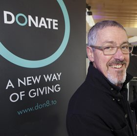 Griff Rhys Jones supports the development of arts philanthropy in the UK