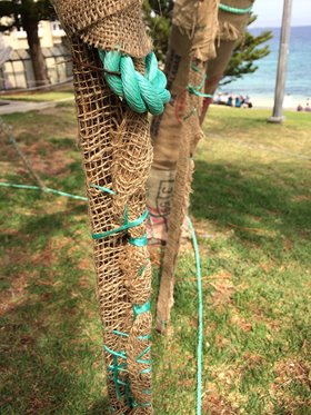 Sharyn Egan, Sculptures by the Sea 2016