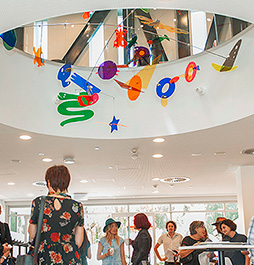 Ronald McDonald House Nedlands. Photographer: Christophe Canato