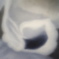 Anne Hsiao Wang, Iris Germanica, 2012, 152x137cm, oil on linen