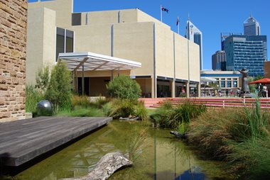 Art Gallery of Western Australia (AGWA). Image courtesy AGWA.