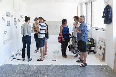 Artsource Fremantle Artist Open Studios, 2015. Photographer: Christophe Canato